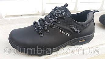 Кроссовки кожаные аеро Colambia