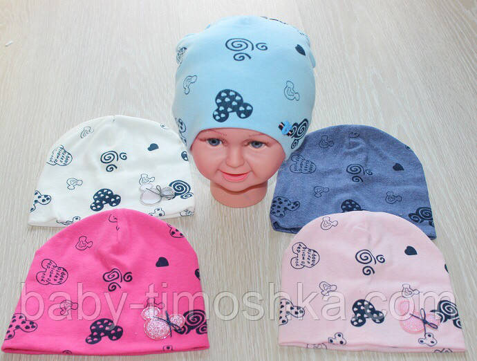 Трикотажні шапки