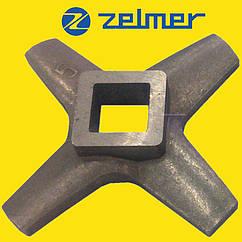 Нож для мясорубки Zelmer 5 (ОРИГИНАЛ) Односторонний 86.1007 631383 (ZMMA015X)