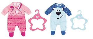Комбінезон для ляльки Zapf Creation 824566 блакитний