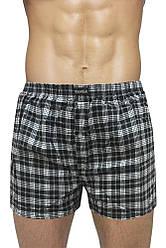 """Мужские шорты(семейные c ширинка на пуговице) клетка  Марка """"DOOMILAI""""  Арт.D-18003"""