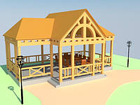 3d модели архитектурных сооружений