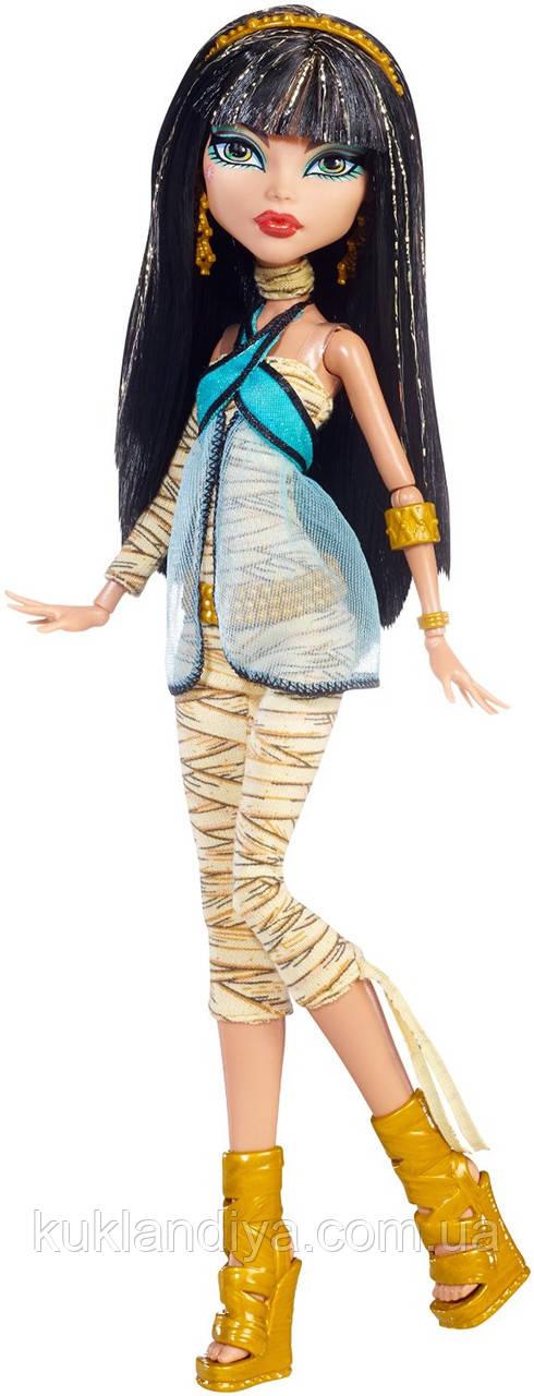 Кукла Monster High Клео де Нил Базовая Перевыпуск - Original Favorites Cleo de Nile