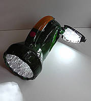 Фонарь большой аккумуляторный 2807, фото 1