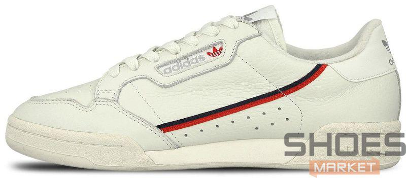 Мужские кроссовки Adidas Continental 80 Rascal Cream White BD7606, Адидас Континентал