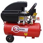 Компрессор 24 литра Intertool PT-0009, фото 2