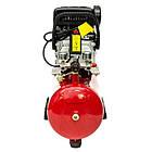 Компрессор 24 литра Intertool PT-0009, фото 4