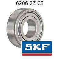 Универсальный подшипник 206 (6206-2Z) SKF C00044765
