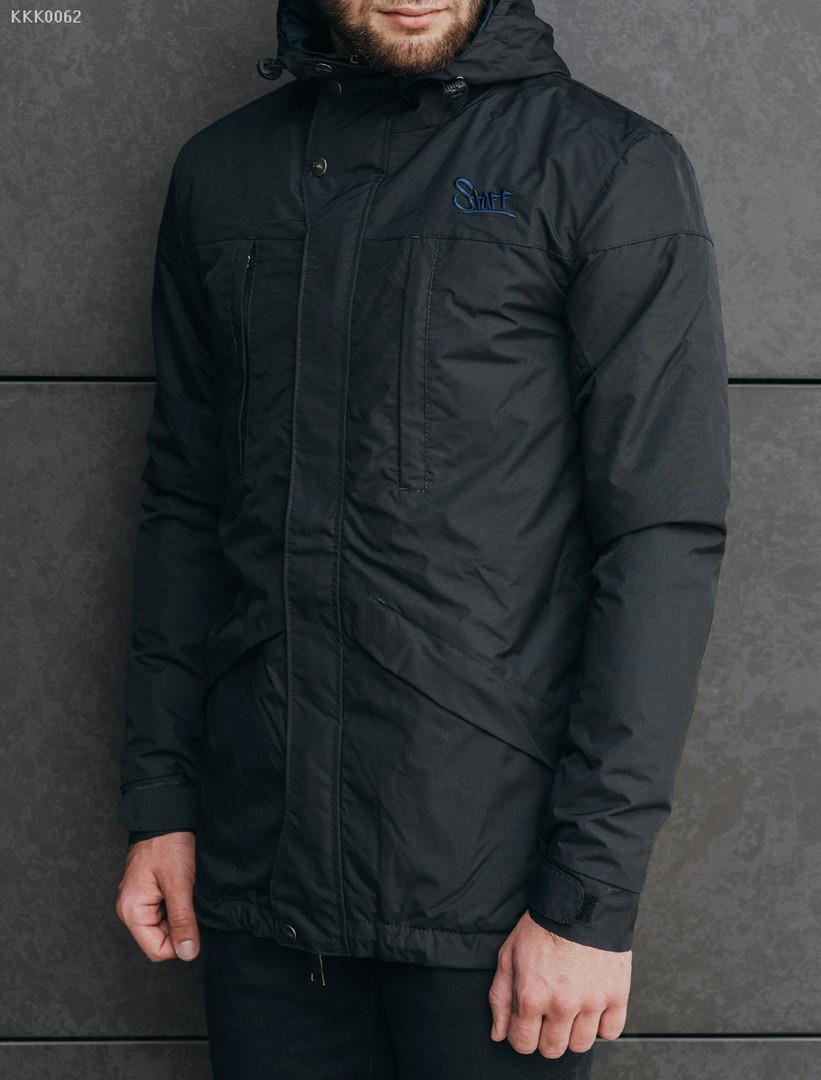 Куртка Staff Wind black - Интернет-магазин
