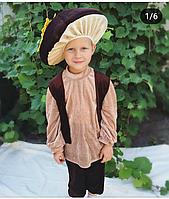 Карнавальный костюм Грибочок