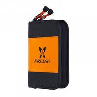 Сумка Daiwa Presso Wallet для приманок ML оранжевая