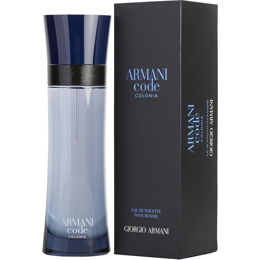 Giorgio Armani Code Colonia туалетная вода 125 ml. (Джорджио Армани Код Колония)
