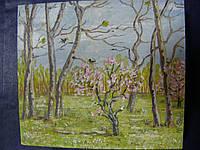 """Картина-миниатюра """"Весна"""" , фото 1"""