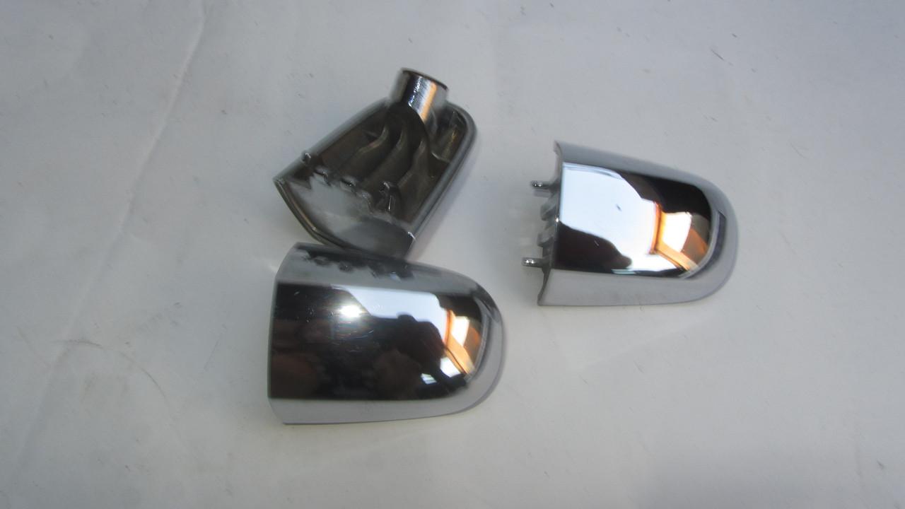 Накладка под ручку пассажира хром Hyundai Sonata NF 2004-2008 826523K030
