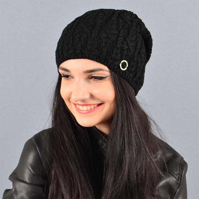 Модная женская шапка La Visio