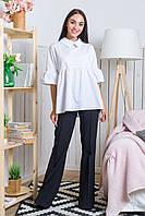 Блуза Невада біла ІБН 1231, фото 1