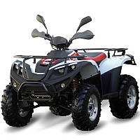 Квадроцикл ATV LINHAI-YAMAHA 400cc 4x4 WHITE - купить оптом