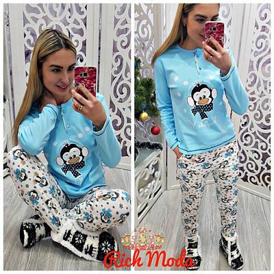 7aa97dcfea532 Удобная пижама женская Турция — купить недорого в Харькове в интернет- магазине