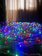 Гирлянда новогодняя электрическая Abeer LED 600 лампочек