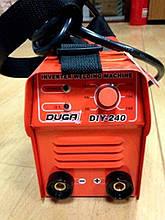 Зварювальний апарат Дуга DIY-240 інверторний кейс