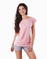 Хлопковая пижама для женщин (XS-XL в расцветках)