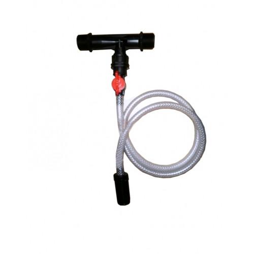 """Инжектор Вентури 1"""" комплект для внесения удобрений. Турция"""