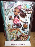 Кукла Ever After High Hat-Tastic Cedar Wood Doll Сидар Вуд Чайная вечеринка, фото 1
