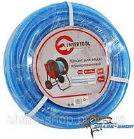 "Шланг для воды 3-х слойный 1/2"", 20м, армированный PVC"
