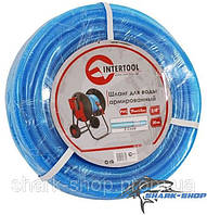 "Шланг для воды 3-х слойный 1/2"", 50м, армированный PVC"