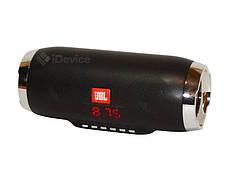 Блютуз колонка Charge 4+ USB, FM, дисплей, фото 2