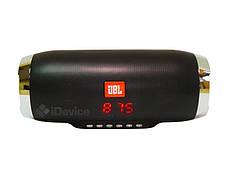 Блютуз колонка Charge 4+ USB, FM, дисплей, фото 3