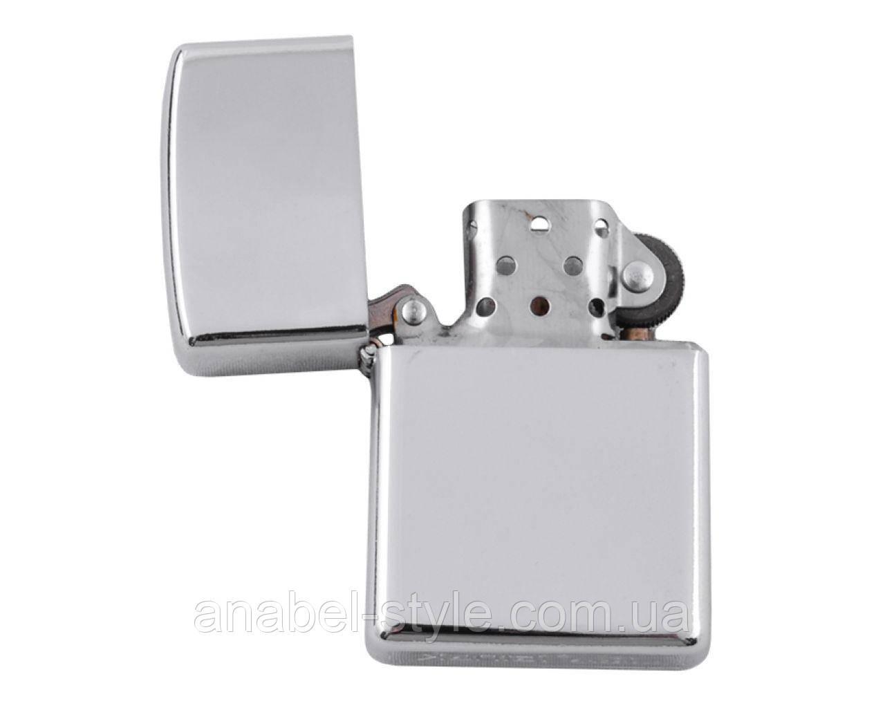 Зажигалка бензиновая настольная (Подарочная) №2120 Ср. (110х75х25 мм) Код 119901