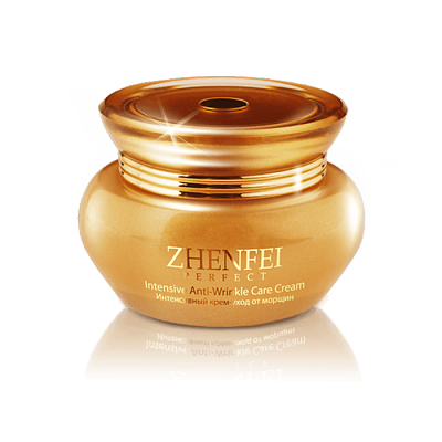 Интенсивный крем-уход от морщин Zhenfei perfect 55 г, фото 2