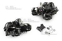 Двигатель ATV квадроцикл 110 см3 автомат SABUR