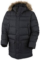 Мужская куртка Columbia PORTAGE GLACIER™ III  DOWN LONG JACKET  черная