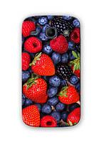 Чехол для Samsung Galaxy Core I8262 (лесные ягоды)