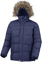 Мужская куртка Columbia PORTAGE GLACIER™ III DOWN JACKET темно-синяя
