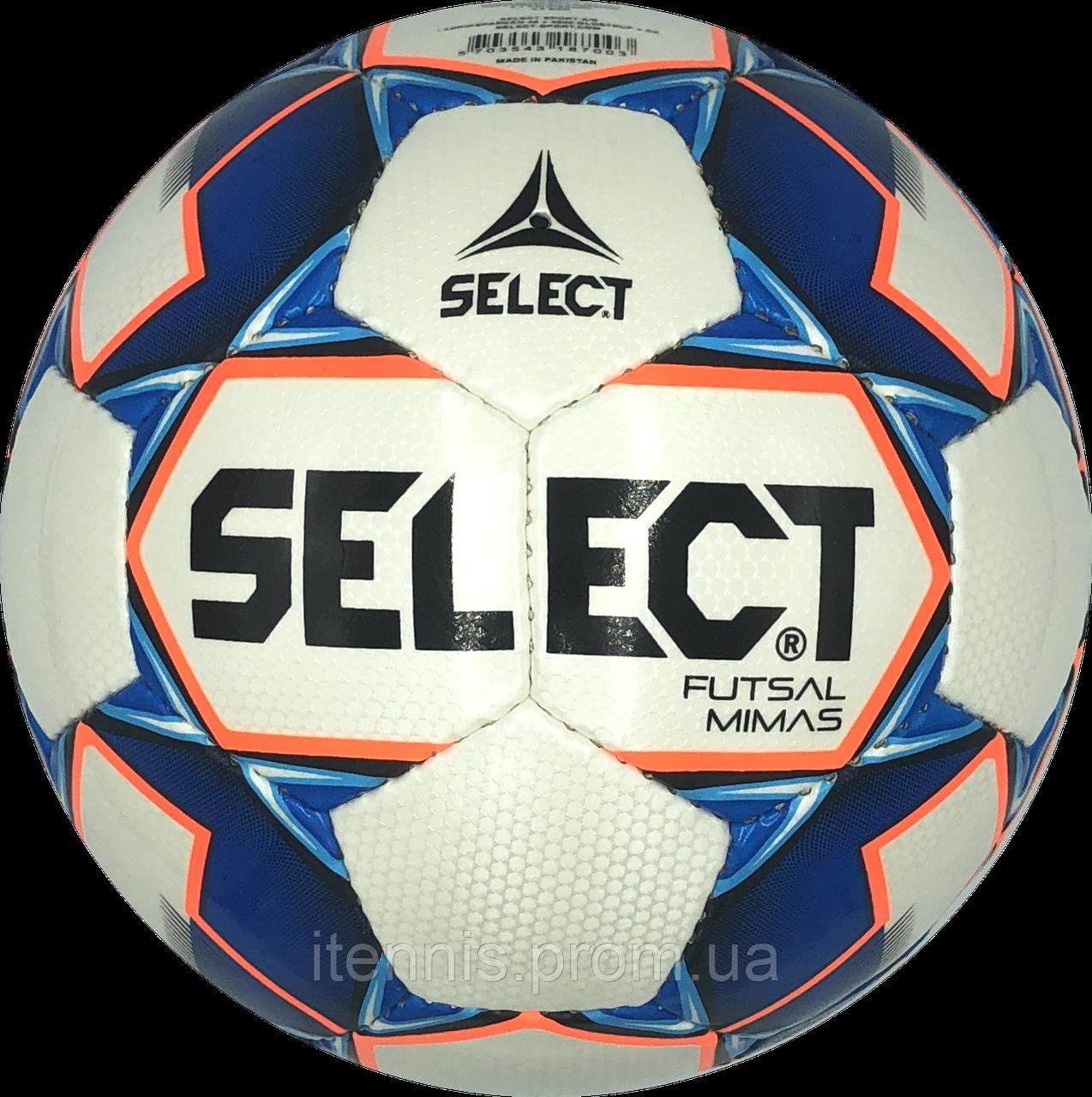 Футзальный мяч Select FUTSAL MIMAS 2018 size 4 NEW!