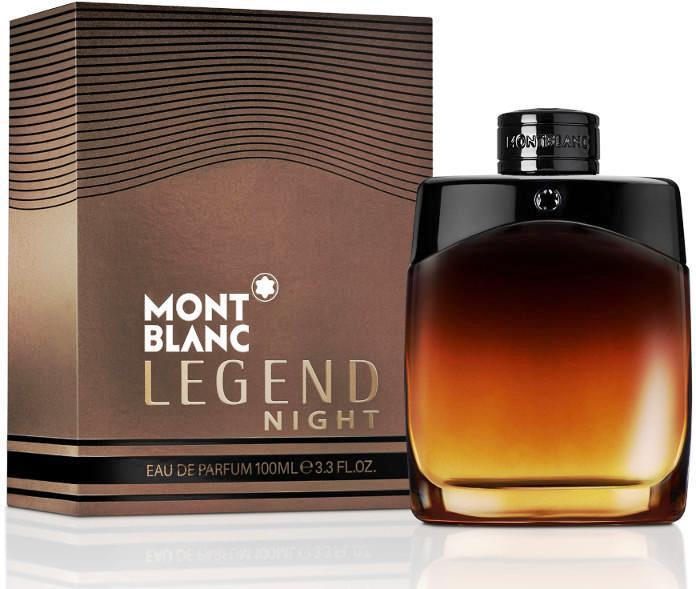 Парфюмированная вода мужская MONTBLANC Legend Night EDP 100 мл