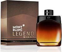 Парфюмированная вода мужская MONTBLANC Legend Night EDP 100 мл, фото 1