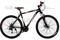 Велосипед Titan Atlant 29 черно-оранжевый