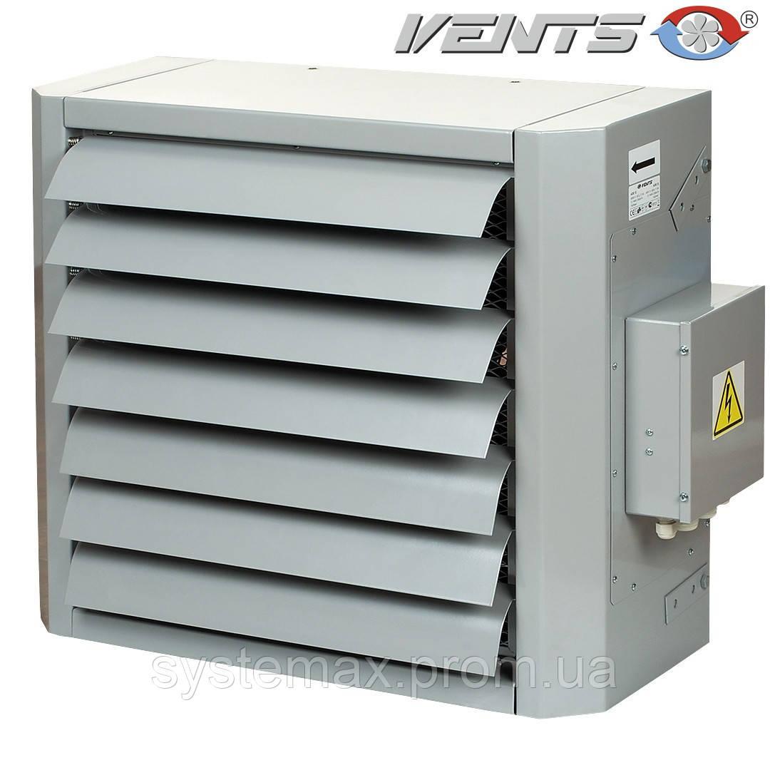 ВЕНТС АОЕ 15 (VENTS AOE 15) электрический воздушно-отопительный агрегат