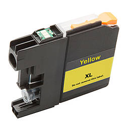 Картридж Brother MFC-J6920DW жёлтый совместимый (10мл) WoX