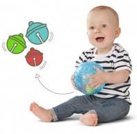 Сенсорный развивающий мяч Vulli Жираф Софи