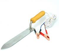 Nóż do odsklepiania elektryczny – 12V nierdzewny 280 mm. Apitherm™