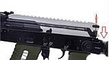 Кришка ствольної коробки Fab Defense PDC (Ізраїль) з планкою Вівер/Пикатинни для АК, фото 7