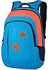 Яркий мужской городской рюкзак Dakine Factor 20L Offshore 610934843170 голубой