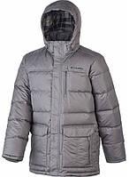 Мужская куртка Columbia EDROCK LODGE™ MID JACKET серая