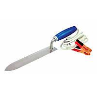Nóż do odsklepiania elektryczny – 12V nierdzewny 230 mm. Apitherm™