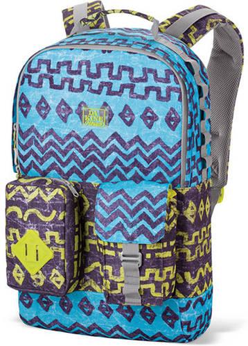 Необычный городской рюкзак Dakine Mod 23L Tribe  610934865738 голубой